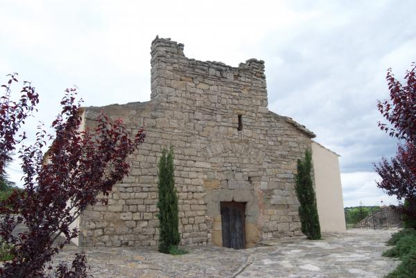 Church of  Sant Pere i Sant Sadurní - Author Ramon Sunyer (2015)