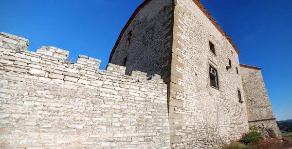 29.11.2015 castell  Vergós Guerrejat -  Ramon Sunyer