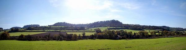 29.11.2015 paisatge de la vall  Vergós Guerrejat -  Ramon Sunyer