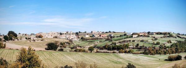 29.11.2015 paisatge de tardor  La Tallada -  Ramon Sunyer
