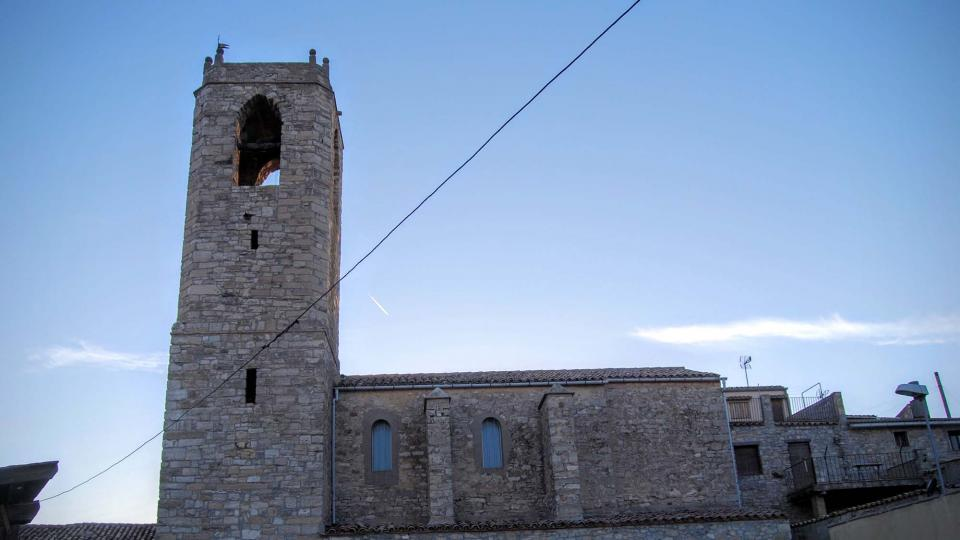 Church of Sant Salvador - Author Ramon Sunyer (2015)