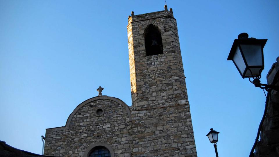 28.08.2015 Església Sant Salvador(XVIII)  Montoliu de Segarra -  Ramon Sunyer