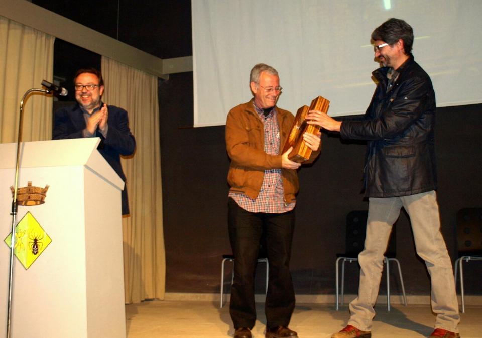 lliurament del Premi Sikarra 2015 a la Cooperativa l'Olivera Foto: Jaume Moya - Florejacs