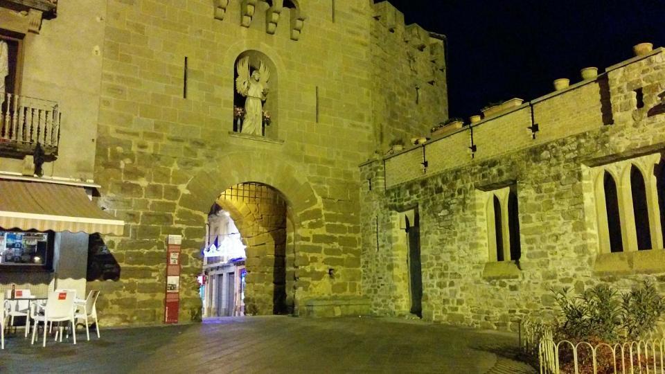 07.12.2015 portal de l'àngel  Guissona -  Ramon Sunyer