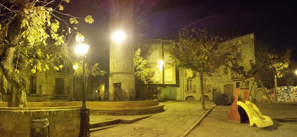 07.12.2015 Plaça Capdevila  Guissona -  Ramon Sunyer