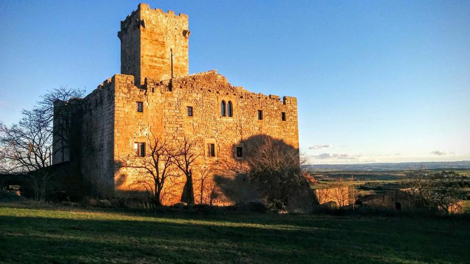 Castell de les Sitges - Florejacs