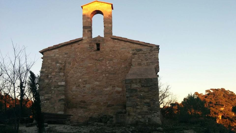 Church of Sant Jaume de Queralt - Author Ramon Sunyer (2016)