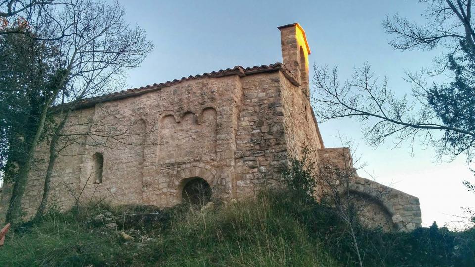 16.01.2016 Sant Jaume de Queralt  Bellprat -  Ramon Sunyer