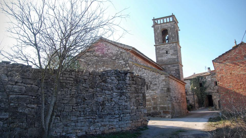 Church of Sant Jaume - Author Ramon Sunyer (2016)