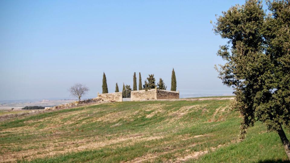 24.01.2016 cementiri  Muller -  Ramon Sunyer