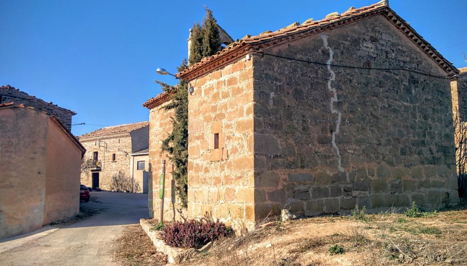 Capilla de Sant Pere - Autor Ramon Sunyer (2016)
