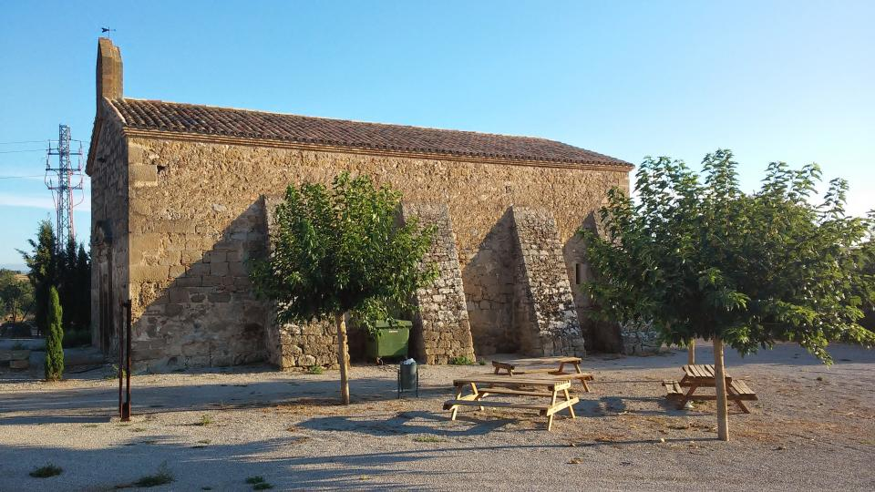 27.08.2014 Ermita de Sant Vicenç  Concabella -  Ramon Sunyer