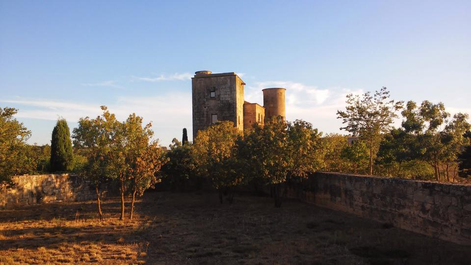 27.08.2014 castell-molí  Ratera -  Ramon Sunyer