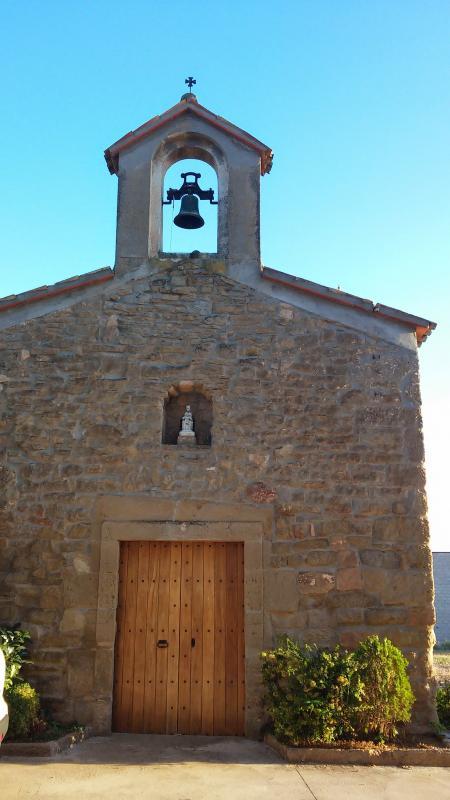 Capella de Sant Llorenç - Autor Ramon Sunyer (2014)