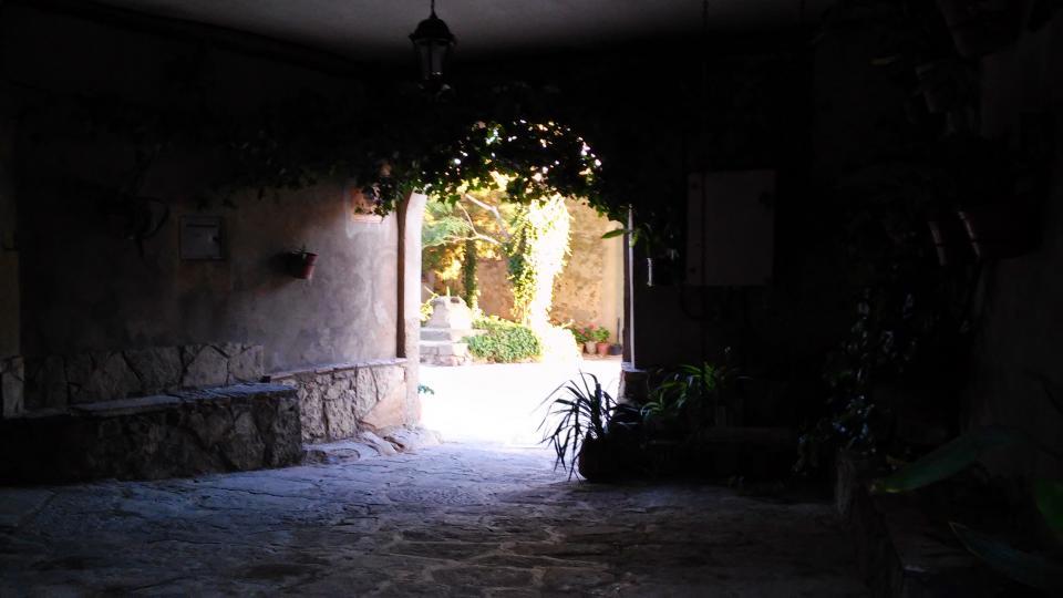 27.08.2014 portal  Ratera -  Ramon Sunyer