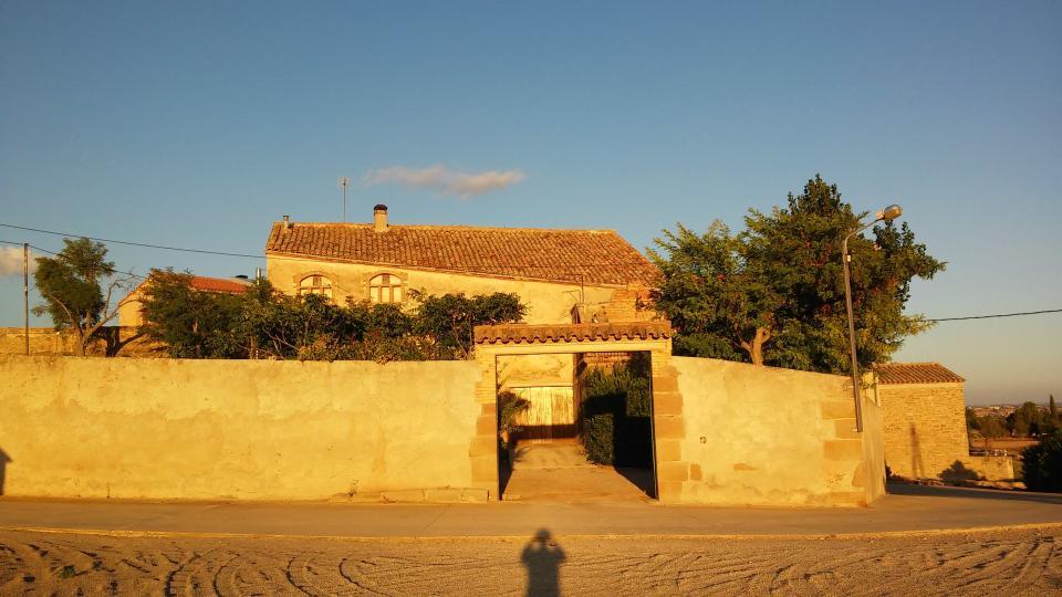 27.08.2014 casa  Ratera -  Ramon Sunyer