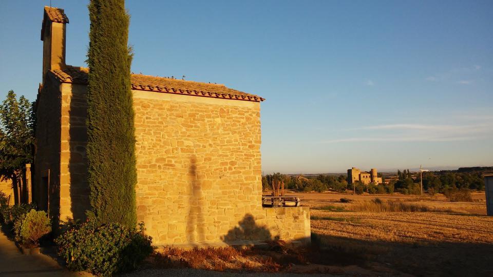 27.08.2014 Església de Sant Llorenç  Ratera -  Ramon Sunyer