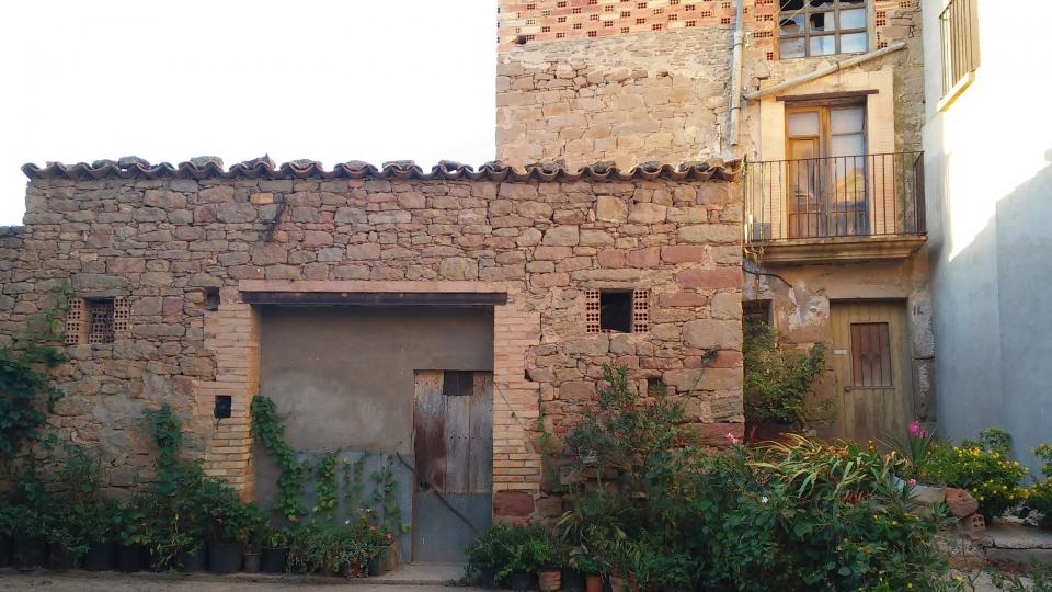 27.08.2014 casa  Pelagalls -  Ramon Sunyer