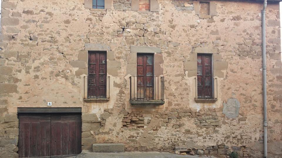 13.09.2014 façana  Les Pallargues -  Ramon Sunyer