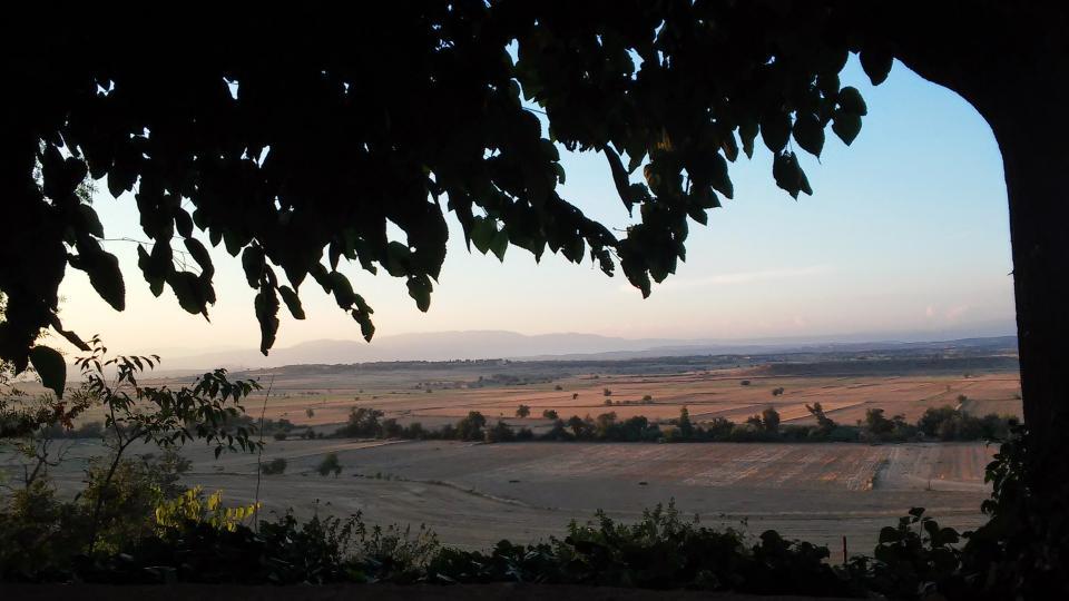 13.09.2014 paisatge  Mont-Roig -  Ramon Sunyer