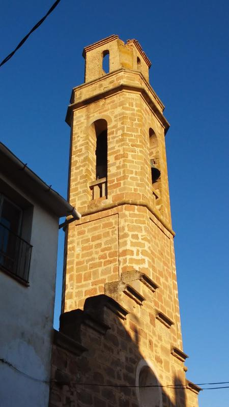 13.09.2014 Església de Sant Martí  La Mora -  Ramon Sunyer