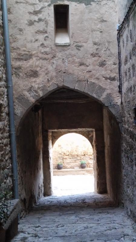 13.09.2014 portal  Sant Martí de la Morana -  Ramon Sunyer