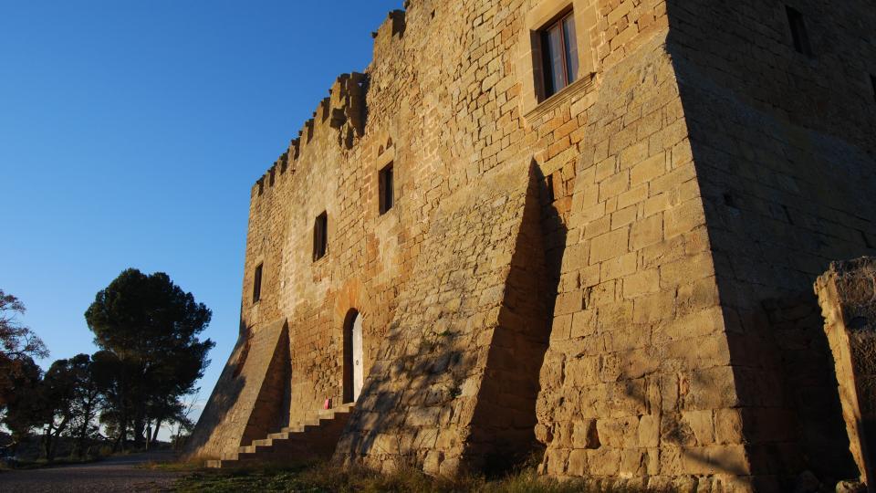 05.01.2016 Castell de les Sitges  Florejacs -  Ramon Sunyer