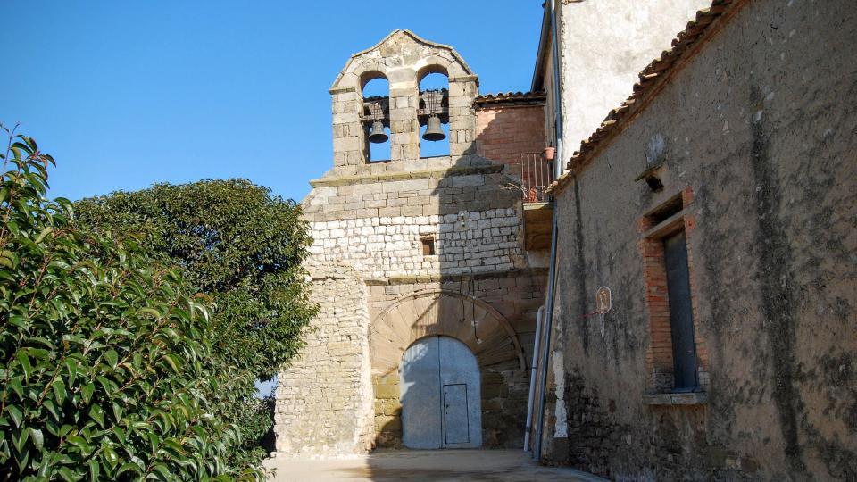 24.01.2016 Església de sant Pere  La Cardosa -  Ramon Sunyer