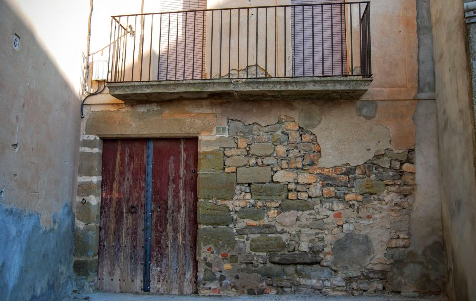 24.01.2016 façana  La Cardosa -  Ramon Sunyer