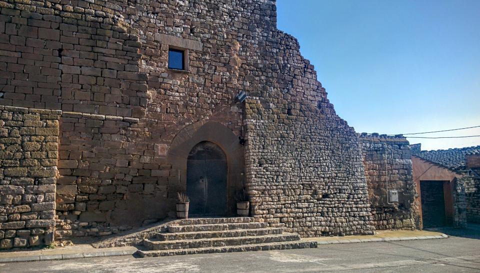24.01.2016 castell  La Cardosa -  Ramon Sunyer