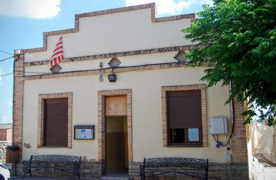 23.08.2015 local social  El Llor -  Ramon Sunyer