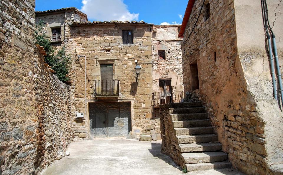 23.08.2015 detall casa  El Llor -  Ramon Sunyer