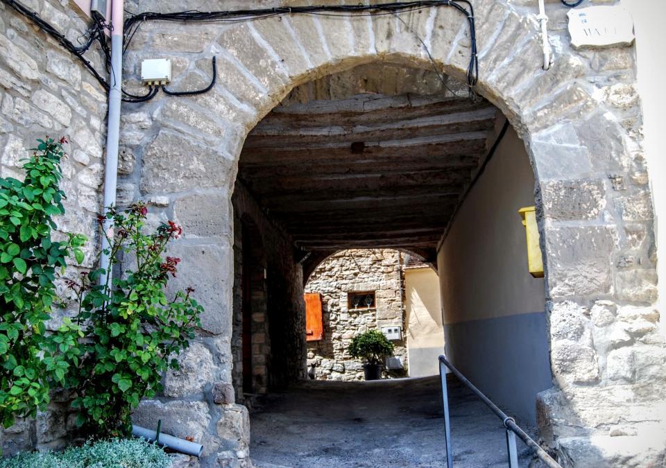 23.08.2015 portal  El Llor -  Ramon Sunyer