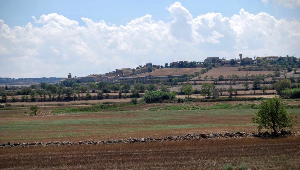 23.08.2015 vista  El Llor -  Ramon Sunyer