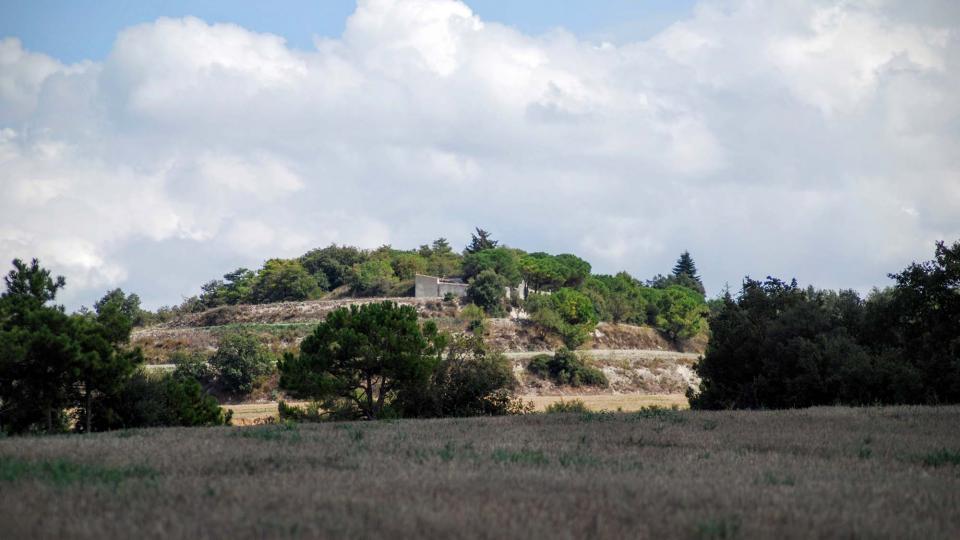 13.09.2015 cementiri  Bellmunt de Segarra -  Ramon Sunyer