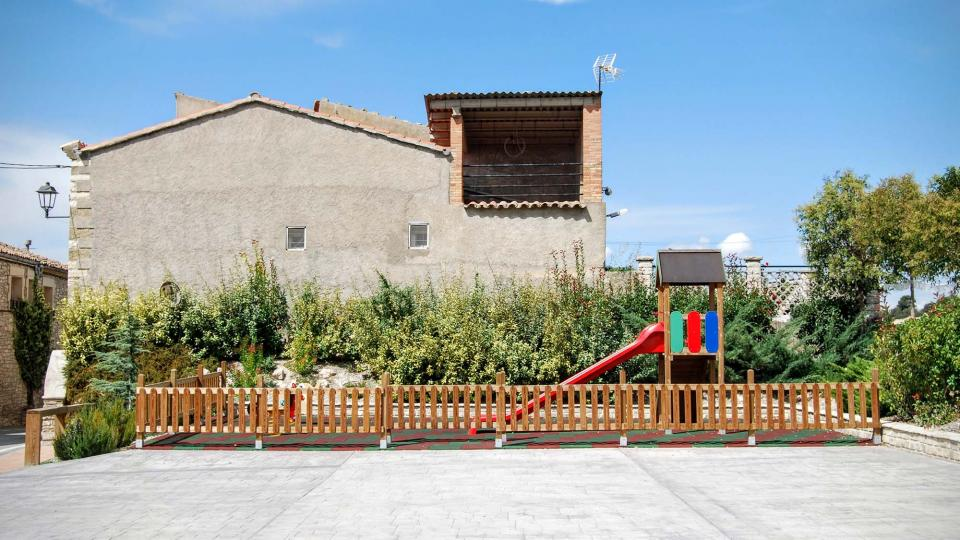 13.09.2015 parc infantil  Pallerols -  Ramon Sunyer