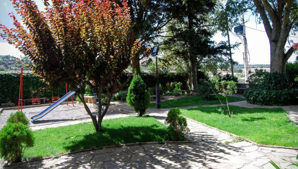 13.09.2015 jardí  Pallerols -  Ramon Sunyer