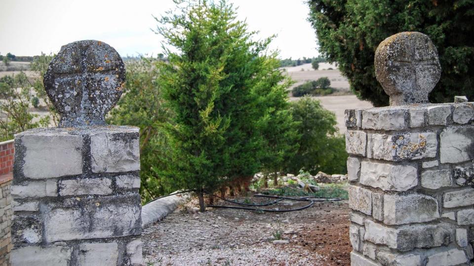 13.09.2015 cementiri  Montfar -  Ramon Sunyer