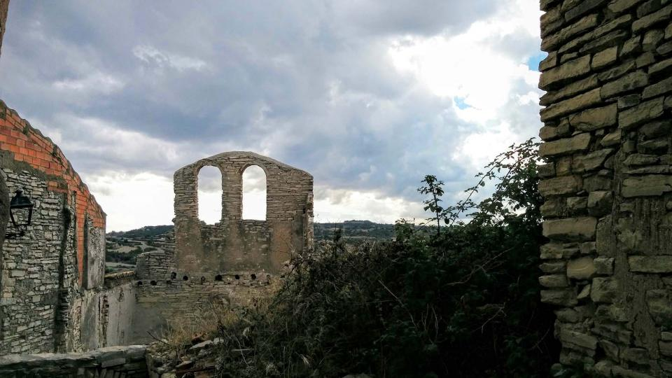 13.09.2015 castell  Pomar -  Ramon Sunyer