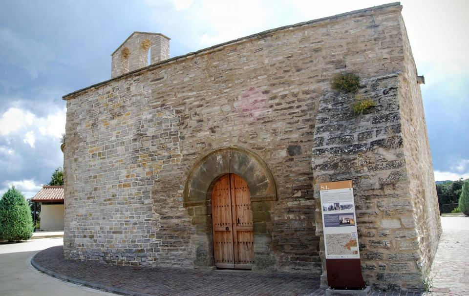 Église de Sant Antolí - Auteur Ramon Sunyer (2015)