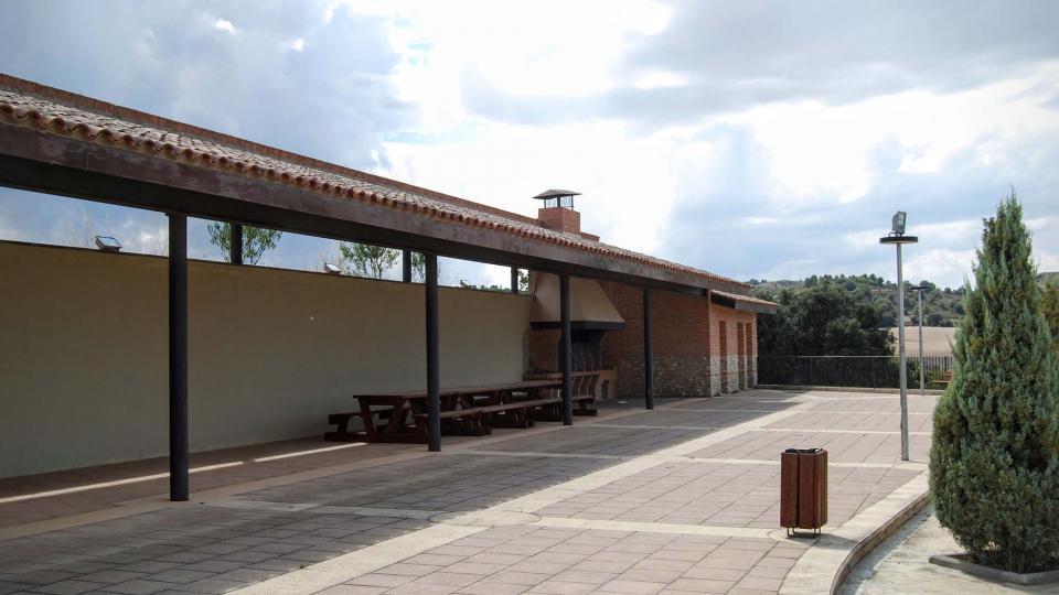 13.09.2015 zona d'esbarjo  Sant Antolí i Vilanova -  Ramon Sunyer