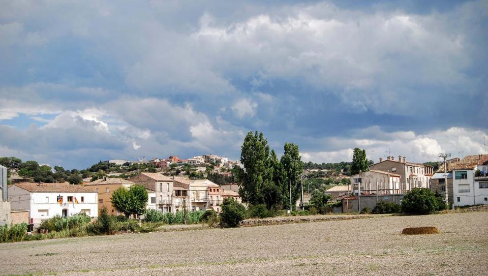 13.09.2015 vista general  Sant Antolí i Vilanova -  Ramon Sunyer
