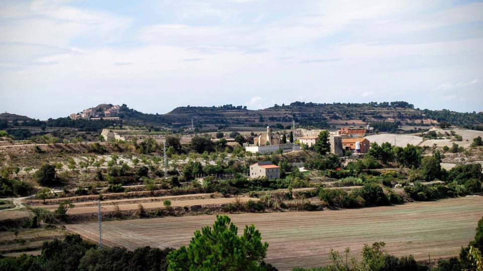 13.09.2015 vista  Sant Antolí i Vilanova -  Ramon Sunyer