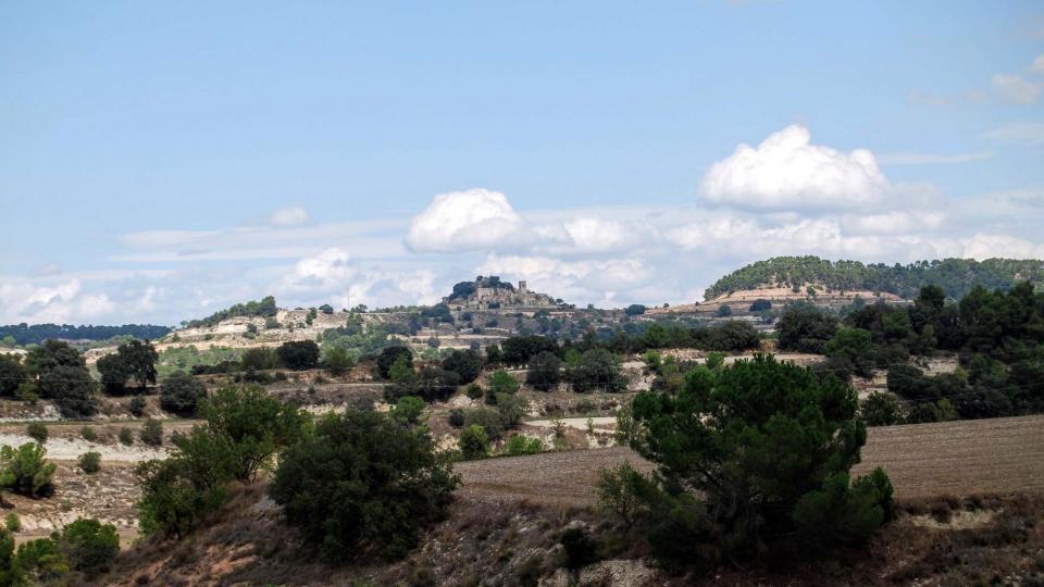 13.09.2015 paisatge  Montlleó -  Ramon Sunyer