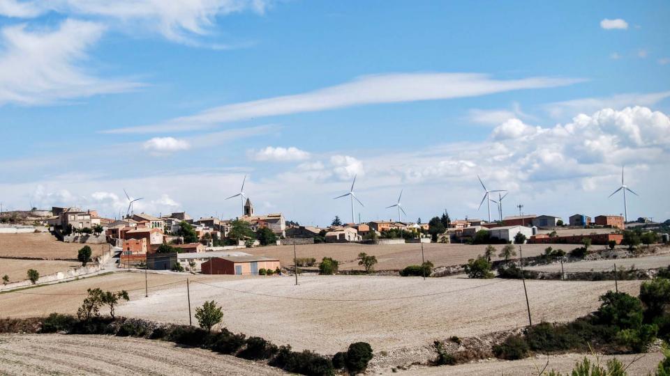 13.09.2015 paisatge  Montmaneu -  Ramon Sunyer