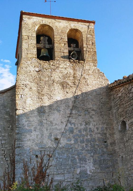 Iglesia de Santa Maria del Coll - Autor Ramon Sunyer (2014)