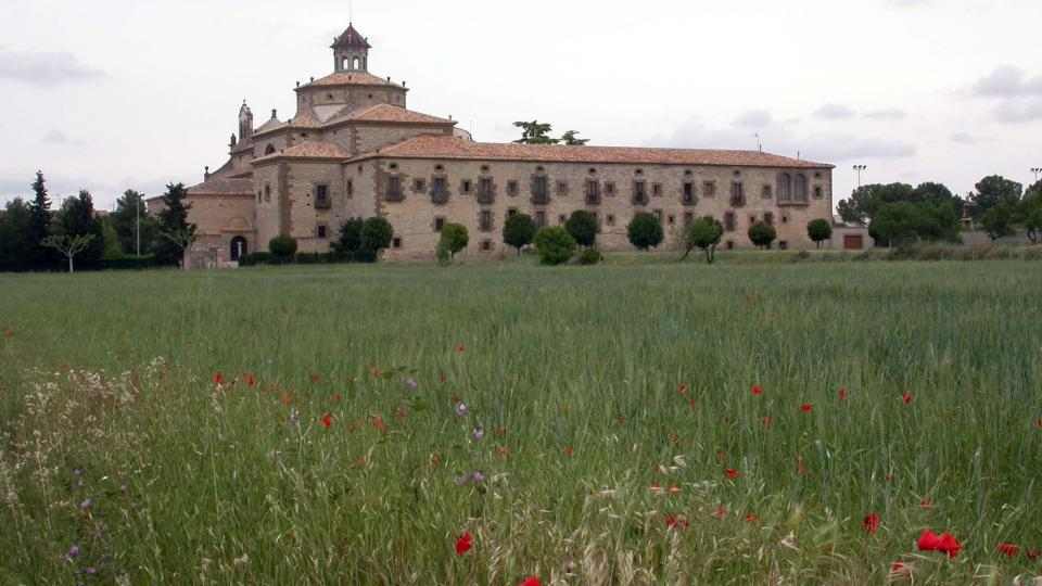 28.04.2014 monestir  Sant Ramon -  Ramon Sunyer