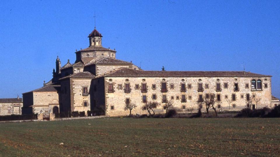 28.03.1996 monestir  Sant Ramon -  Ramon Sunyer
