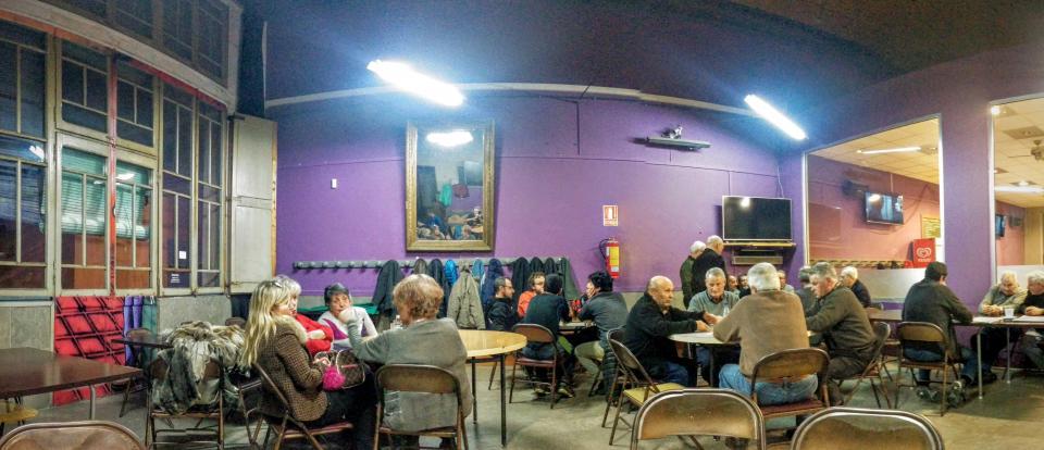 16.01.2016 cafè l'Estrella  Santa Coloma de Queralt -  Ramon Sunyer