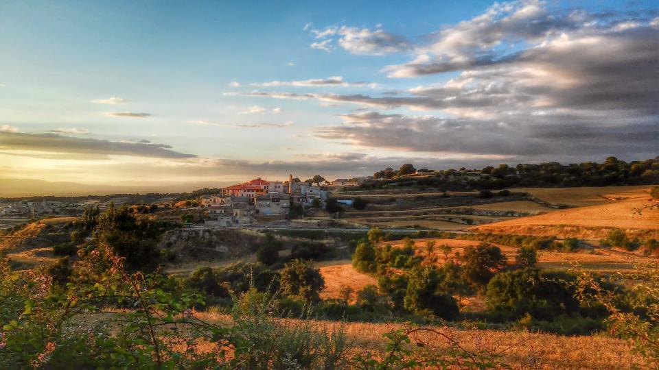 11.07.2014 vista  Cabestany -  Ramon Sunyer